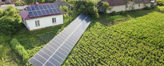 Suministro de equipos para instalaciones fotovoltaicas en Málaga