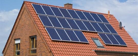Por qué adquirir paneles solares para una vivienda