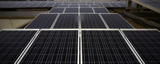 Suministros para instalaciones fotovoltaicas en Málaga, Asturias y Aragón